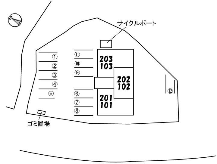 シャーメゾン上郷(1LDK)