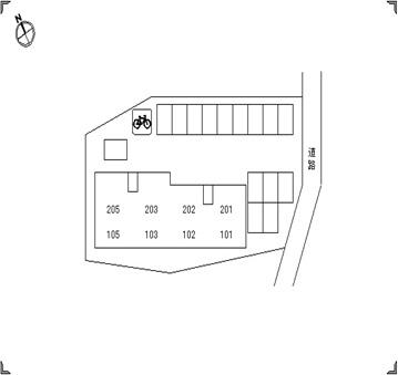 アルストロメリア(2DK)53.73㎡