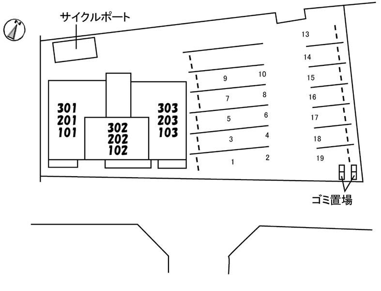 シャーメゾンZen(2LDK)