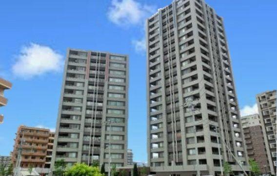 オーヴィジョン新山口レジデンスタワーウエスト棟4階(2LDK)