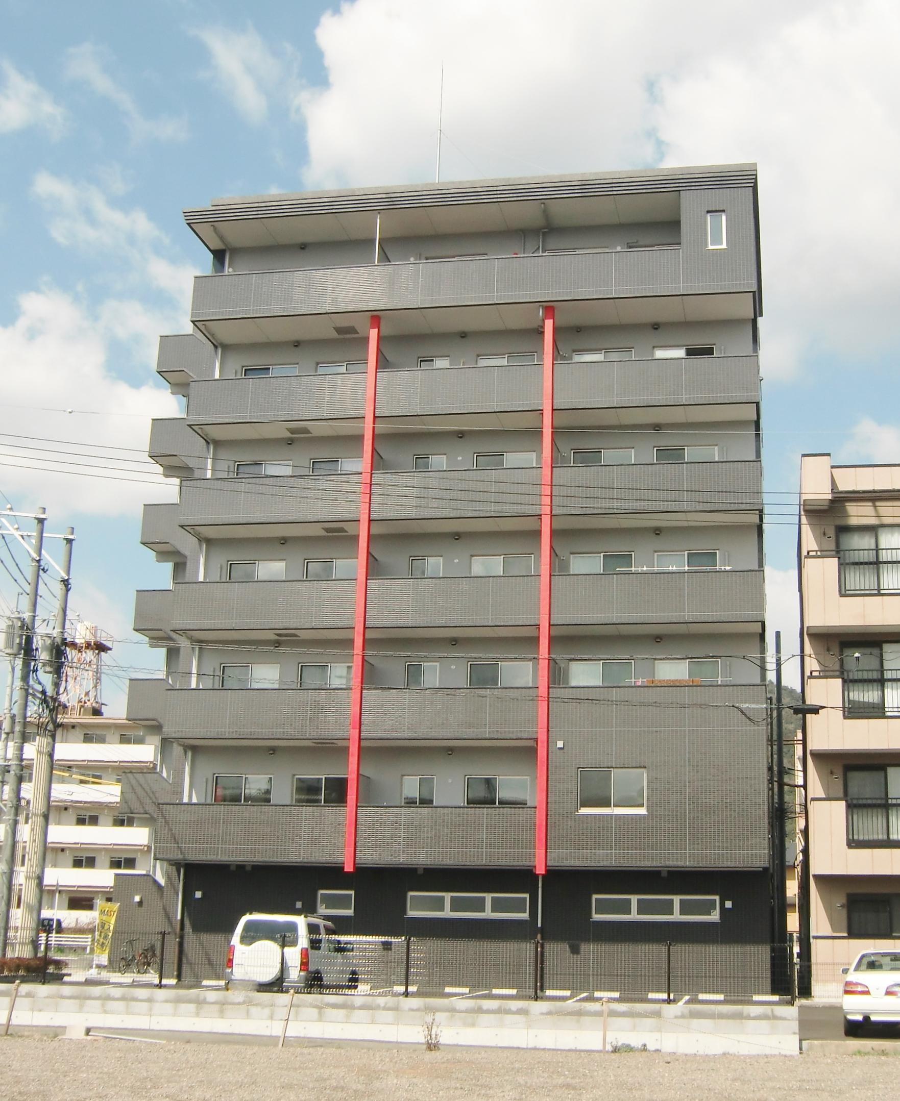 シャイン72ビル新山口駅前(1LDK)
