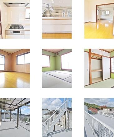 小郡金堀町中古住宅1(駐車場拡幅工事完了:3台駐車可能)