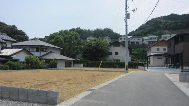 分譲地(山口市錦町分譲地2)