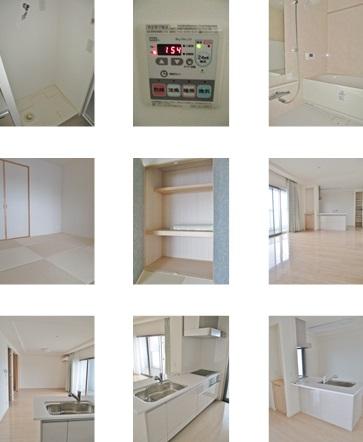 オーヴィジョン新山口ターミナルパーク1102号室(3LDK)