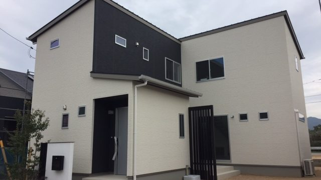 山口市朝田建売住宅:3LDK・2階建て