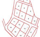 阿知須分譲地(全18区画)