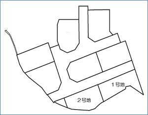 嘉川分譲地Ⅵ(全8区画)
