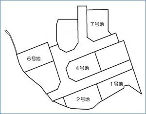区画図(2020.7.16)