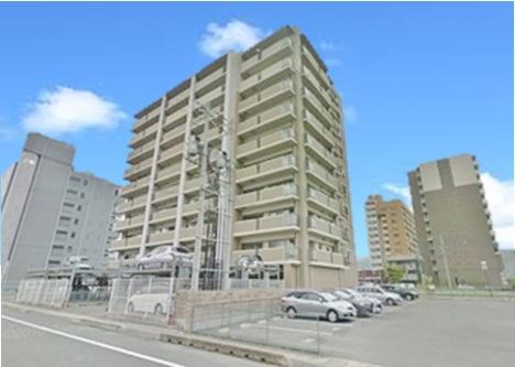 クエストコート新山口弐番館9階(3LDK)