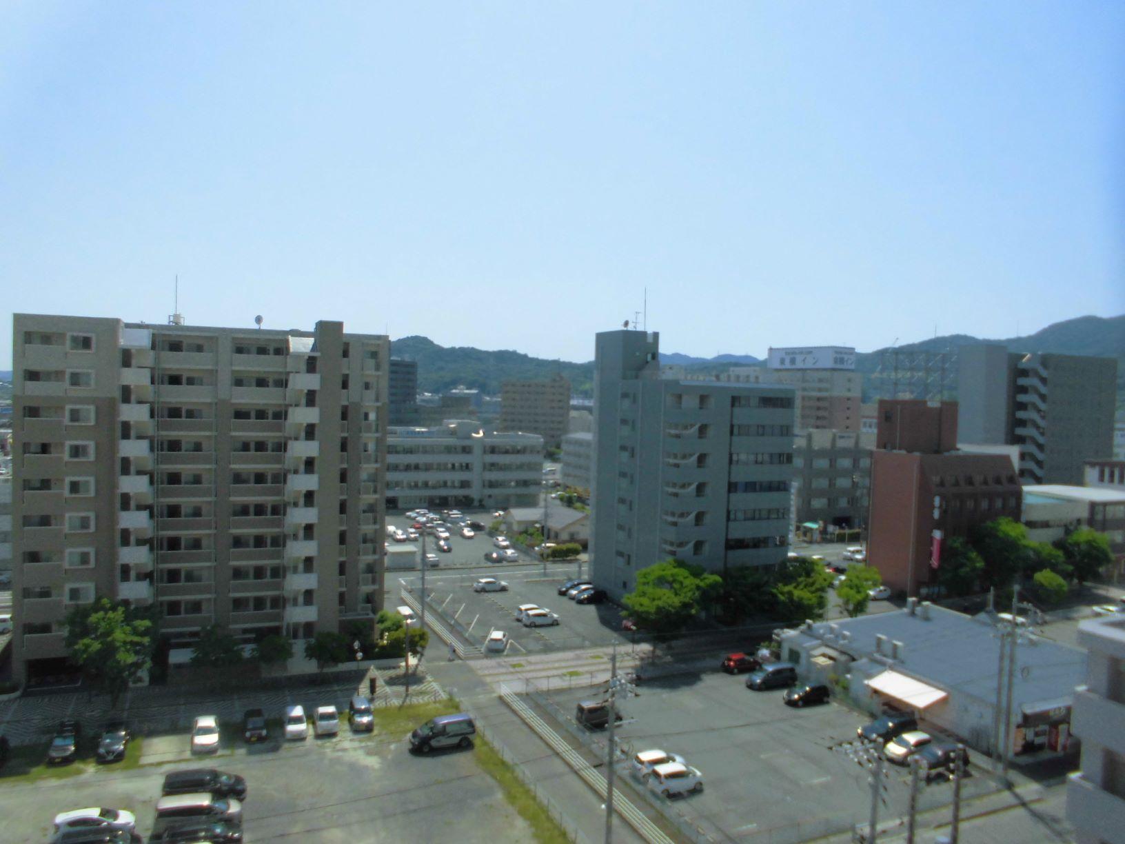 コモド小郡9階(3LDK:角部屋)リフォーム物件