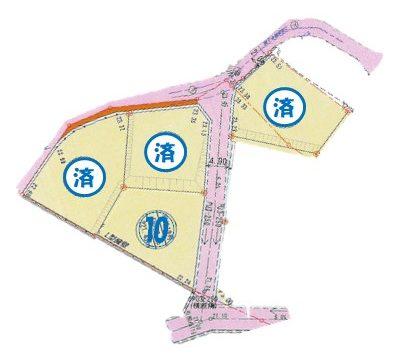 山口市荻町売土地5(10号地)