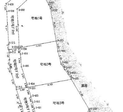 山口市荻町分譲地6